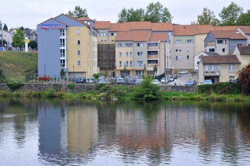 Appart'City Limoges : Guest accommodation near Limoges