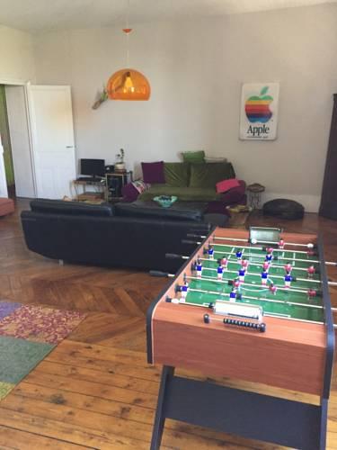 Lopé : Apartment near Saint-Laurent-sur-Saône