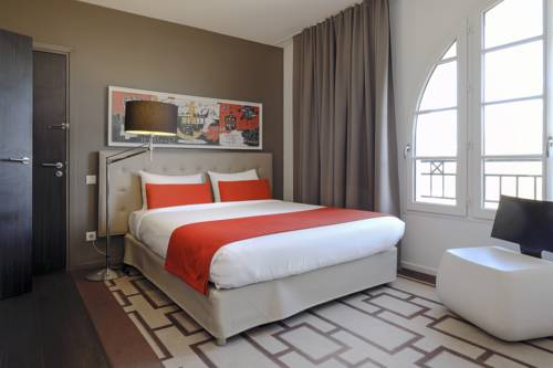 Hipark by Adagio Grenoble : Guest accommodation near Grenoble