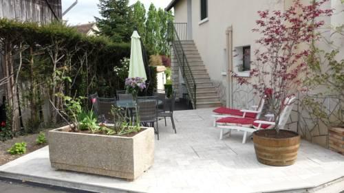 Annexe Gite Des Vignes : Guest accommodation near Saint-Laurent-l'Abbaye