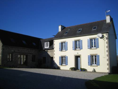 Maison du Bonheur : Bed and Breakfast near Argol