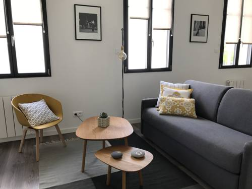 Les Apparts des Ateliers Bordelais - Cité du vin : Apartment near Cenon