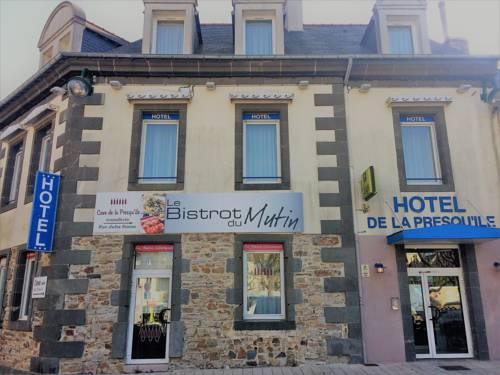 Hôtel de la Presqu'ile : Hotel near Crozon