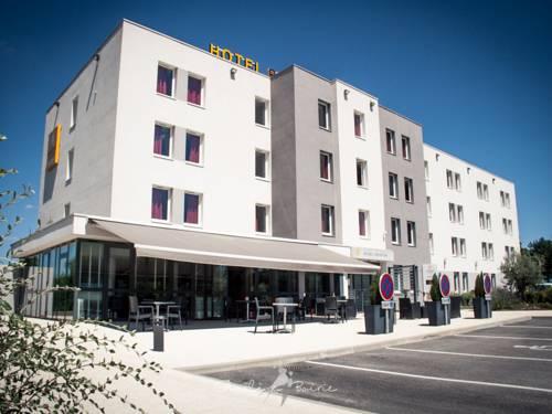 Première Classe Lyon Est - Saint Quentin Fallavier - Aéroport : Hotel near Bonnefamille