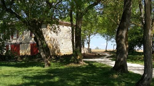 Les Hauts de Condom : Guest accommodation near Vic-Fezensac
