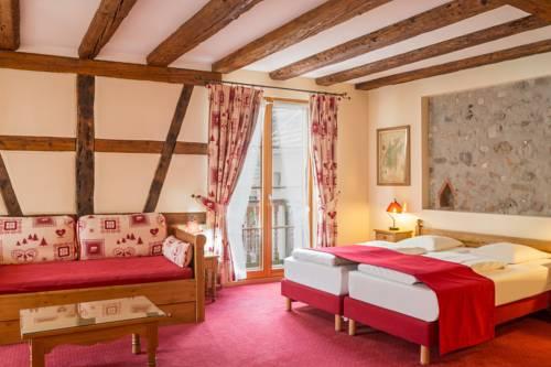 Hostellerie Schwendi : Hotel near Sigolsheim
