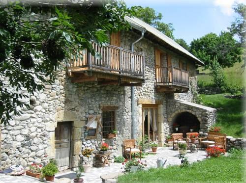 La Fernande : Bed and Breakfast near Saint-Vincent-les-Forts