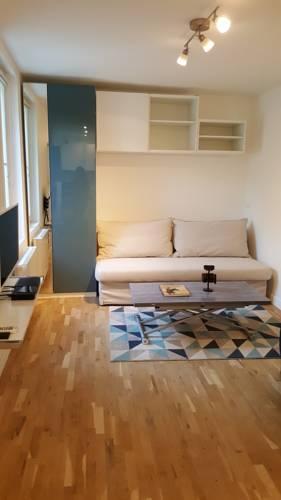Magnifique studio coeur Maison-Laffitte : Apartment near Houilles