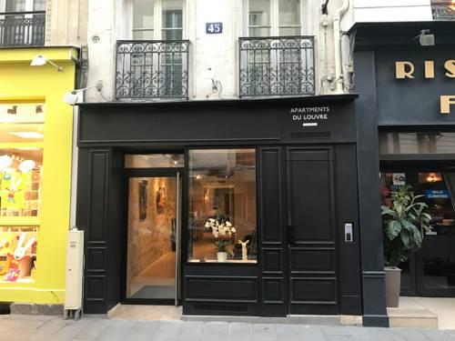 Apartments Du Louvre : Apartment near Paris
