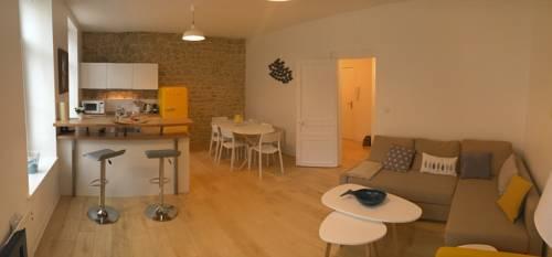 Le Wim'Heureux : Apartment near Wimereux