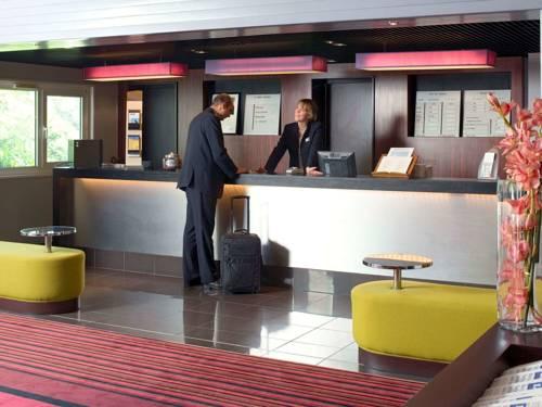 Mercure Annemasse Porte De Genève : Hotel near Reignier-Esery