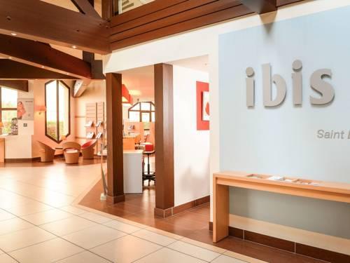 ibis Saint-Lô la Chevalerie : Hotel near Saint-Lô