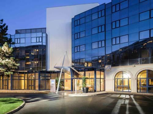 Novotel La Rochelle Centre : Hotel near La Rochelle