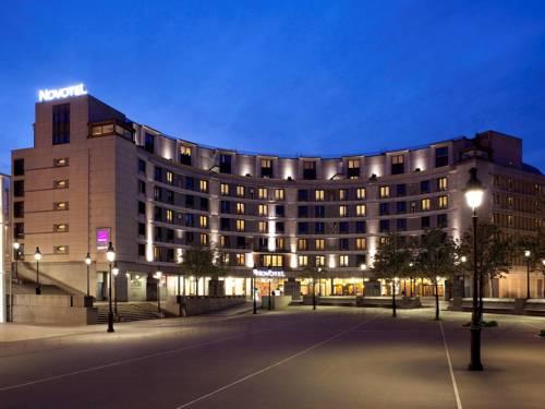 Novotel Paris Gare De Lyon : Hotel near Paris 12e Arrondissement