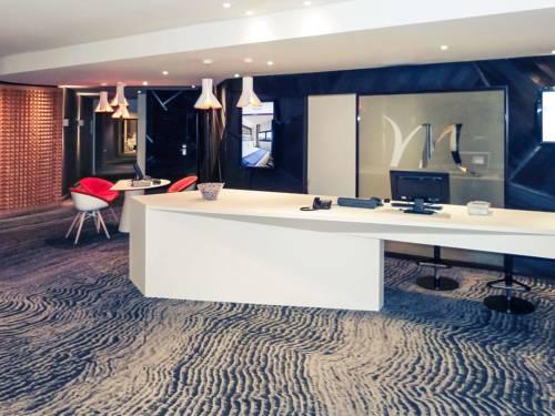Mercure Grenoble Meylan : Hotel near Saint-Martin-le-Vinoux