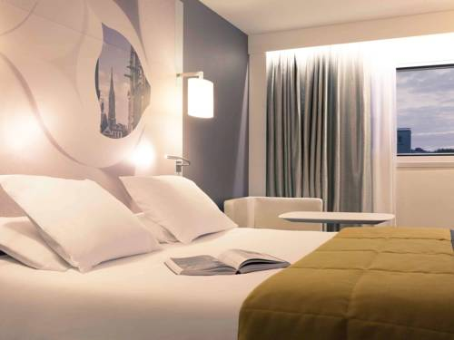 Mercure Metz Centre : Hotel near Woippy