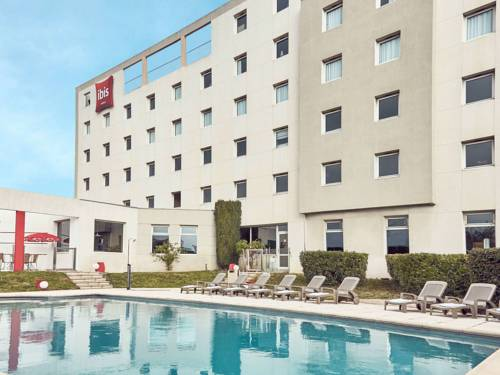 ibis Toulon La Valette : Hotel near La Farlède