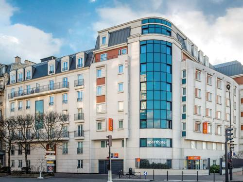 Aparthotel Adagio Access Paris Porte De Charenton : Guest accommodation near Saint-Maurice