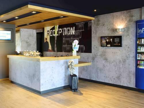 ibis budget Cherbourg - La Glacerie : Hotel near La Glacerie