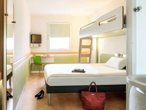 ibis budget Reims Thillois : Hotel near Chaudardes