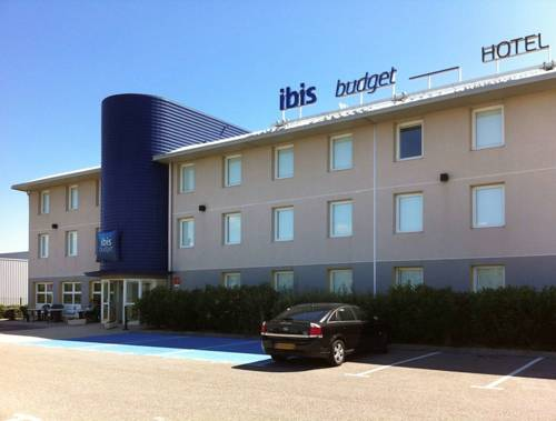Ibis Budget Montelimar : Hotel near Le Teil