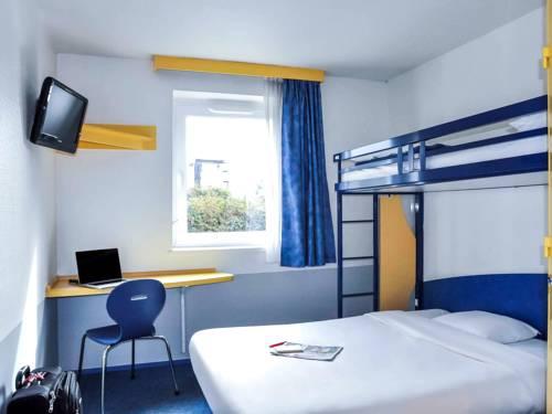 Hotel Ibis Budget Rennes Cesson : Hotel near Cesson-Sévigné