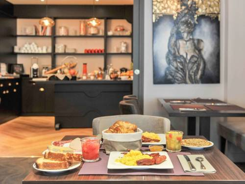 Mercure Paris Saint Cloud Hippodrome : Hotel near Rueil-Malmaison