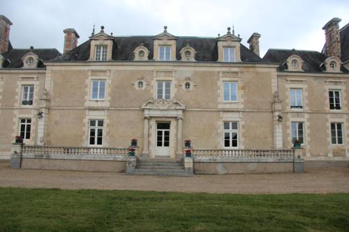 Château de la Guillonnière : Bed and Breakfast near Chapelle-Viviers