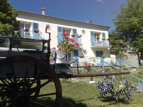 Aqui Sian Ben : Guest accommodation near Castellane