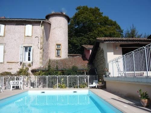 La Gabetière : Hotel near Montseveroux