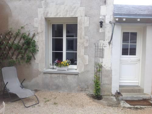 Maîson Vigneronne : Guest accommodation near Pocé-sur-Cisse