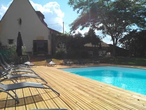 La Folie : Guest accommodation near Montferrand-du-Périgord