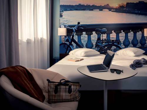 Mercure Paris Ivry Quai De Seine : Hotel near Charenton-le-Pont