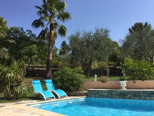 Maison de vacances Villa Cardabella : Guest accommodation near Peymeinade