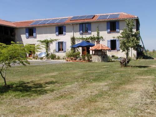 Ferienwohnung Perissee : Apartment near Saint-Blancard