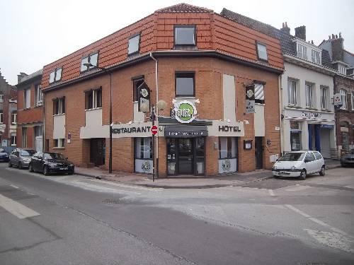 Hotel Restaurant La Cuis'in : Hotel near Coudekerque-Village