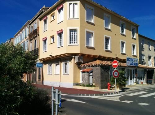 Hotel Araur : Hotel near Agde