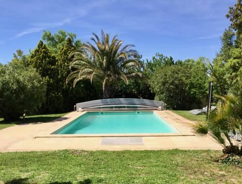 Clos de la Colombe : Guest accommodation near Canet