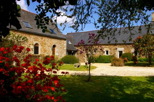 Le Colombier Bretagne : Bed and Breakfast near Trézény