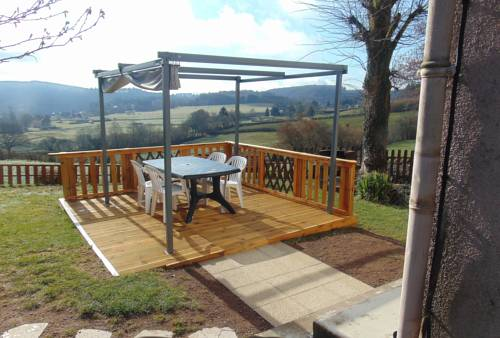locations vacances AUGIER : Guest accommodation near Alligny-en-Morvan