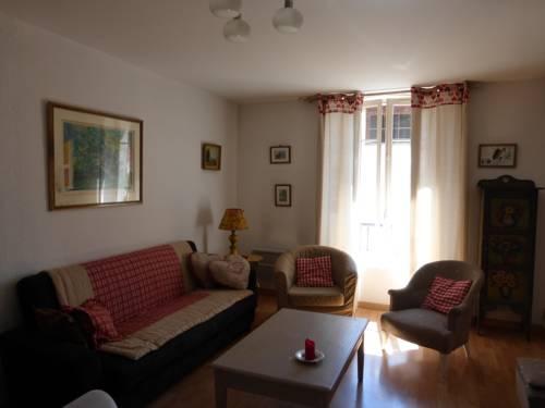Appartement Rue du Canal : Apartment near Barcelonnette