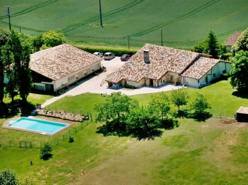 Gîte Le Chai : Guest accommodation near Auriac-sur-Dropt