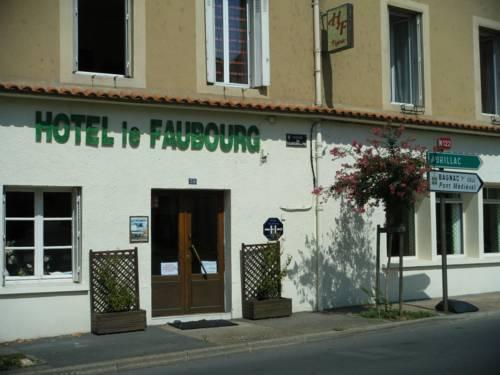 Le Faubourg : Hotel near Capdenac-Gare