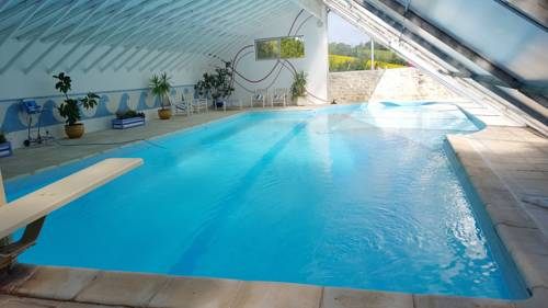 La Tricherie : Guest accommodation near L'Isle-Arné