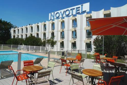 Novotel Narbonne Sud A9/A61 : Hotel near Narbonne