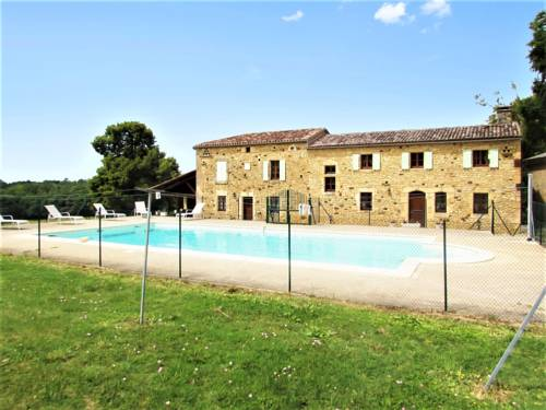 Holiday Home Montpazier : Guest accommodation near Soulaures