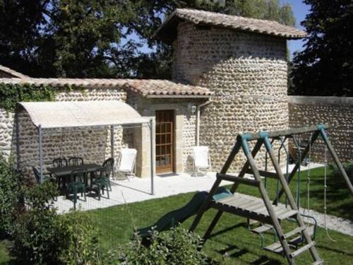 Holiday home chateaux du cros : Guest accommodation near Jarcieu