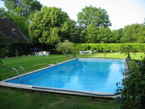 Holiday home La Paqueraie : Guest accommodation near Truyes