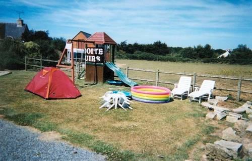 Holiday home Kerham Huellan : Guest accommodation near Trédrez-Locquémeau