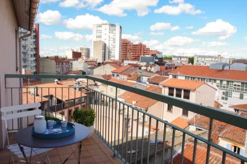 Appartement Castellane : Apartment near Toulouse